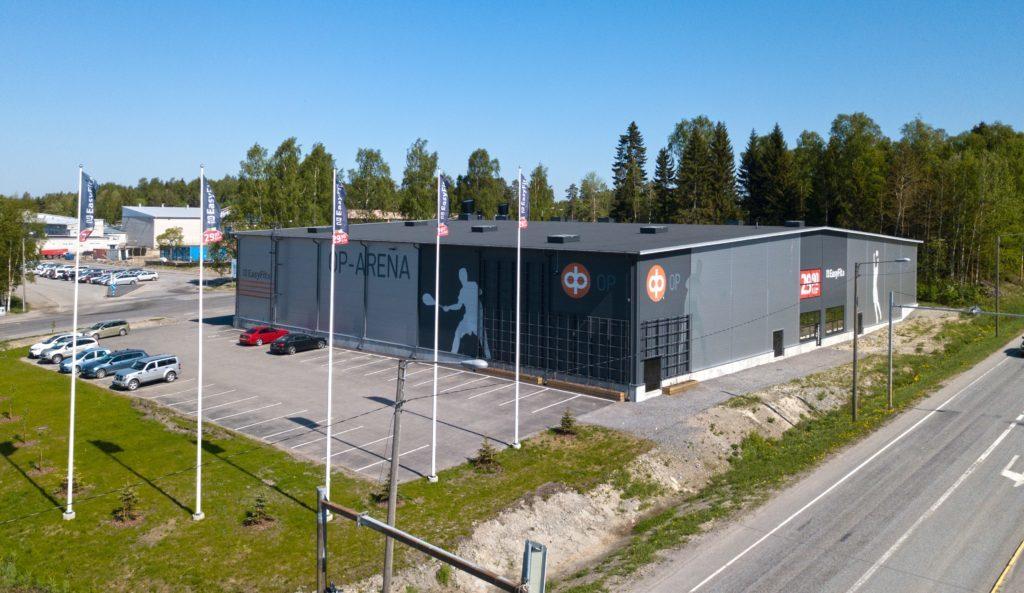 OP Arena Mustasaari