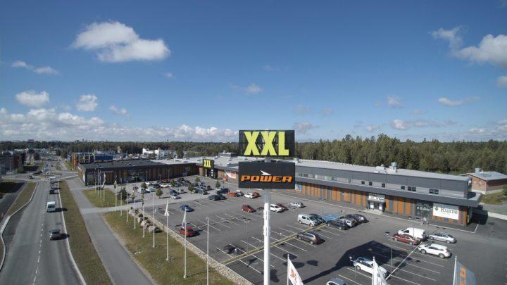 Moreenikuja liikekeskus Vaasa